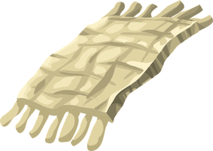 In den Fasern der Wollwalk Jacke können sich Gerüche fest setzen